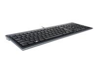 Advance Fit Full-Size Slim-Tastatur