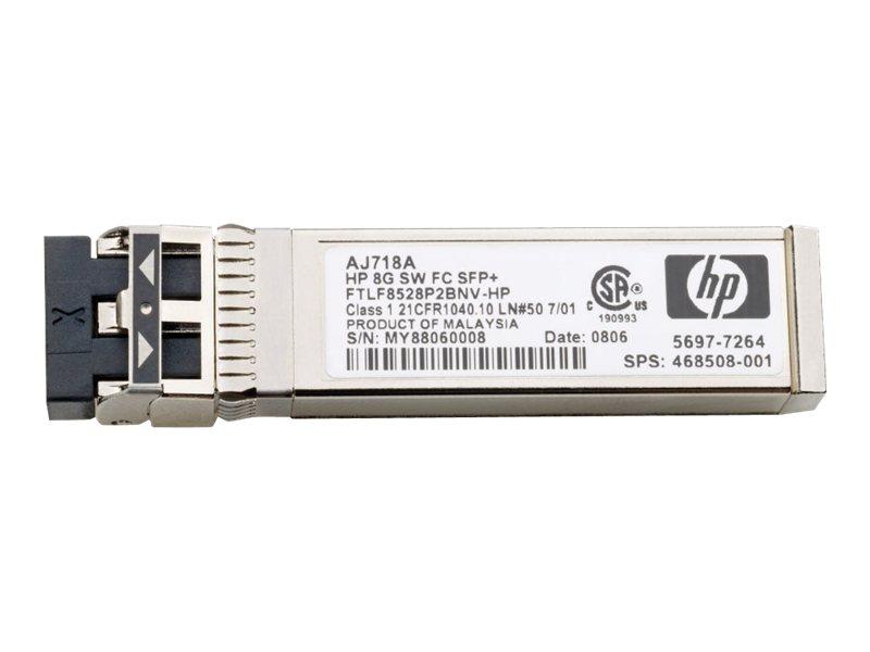 HP StorageWorks SFP 8Gb ShortWave FC (AJ718A)