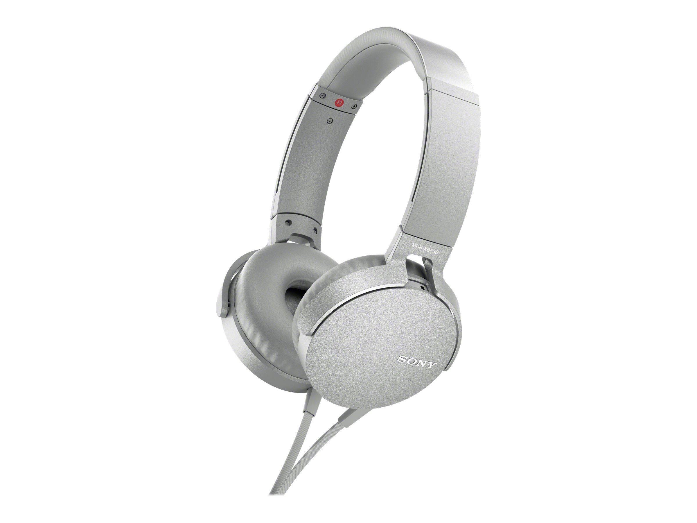 Sony MDR-XB550AP - Kopfh?rer mit Mikrofon