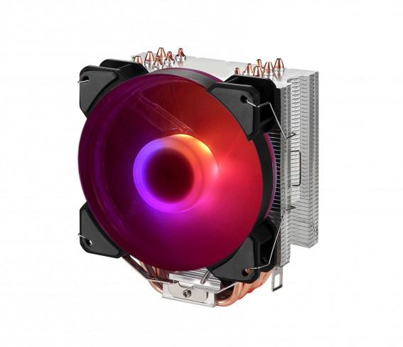 Spire Kühler XERUS 991 4 heat-pipes RGB 12cm Fan