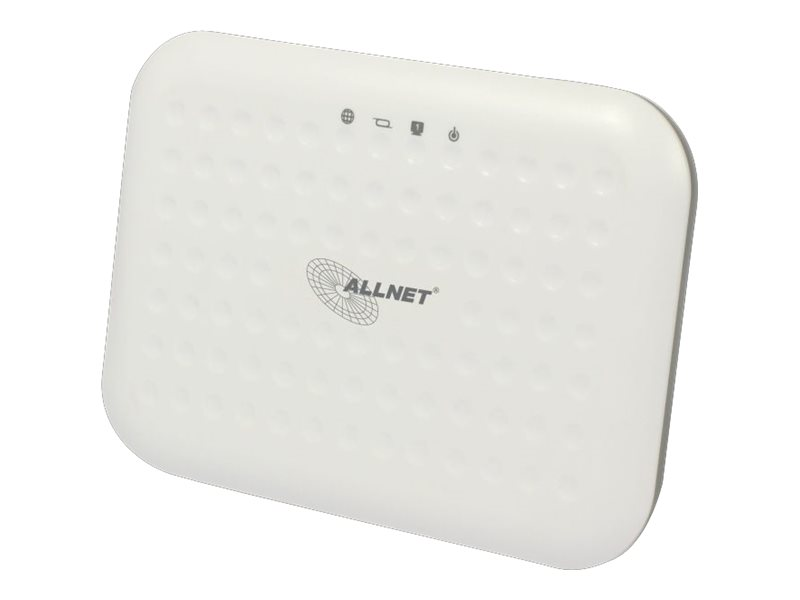 ALLNET ALL-BM200VDSL2V - DSL-Modem - Ethernet 100