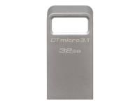 DataTraveler Micro 3.1 - USB-Flash-Laufwerk - 32 GB