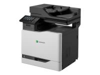 CX820de - Multifunktionsdrucker - Farbe