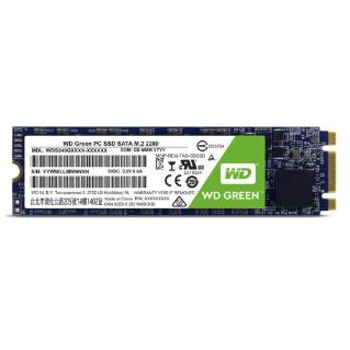 WD Green - 480 GB - M.2 - 545 MB/s - 6 Gbit/s