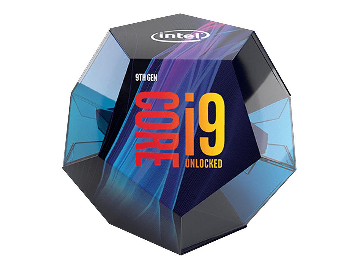Intel Core i9 9900K - 3.6 GHz - 8 Kerne - 16 Threads