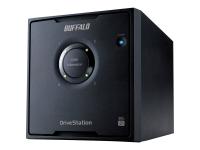 DriveStation Quad USB 3.0 16TB 16000GB Desktop Schwarz Disk-Array