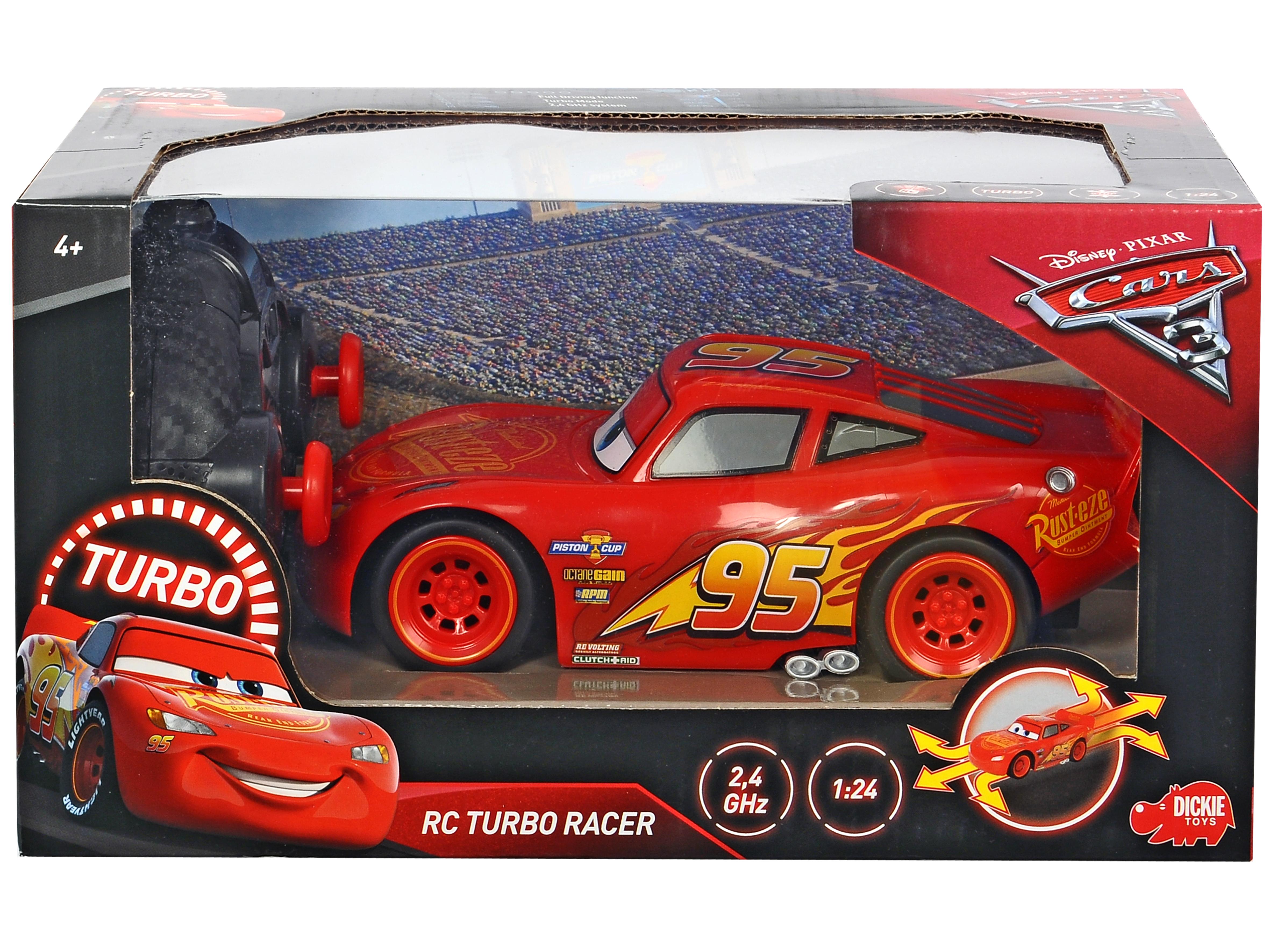 En Herbe Schuco 203084003 Toys Rc Cars 3 Turbo Racer Lightning Mcqueen Sport Car