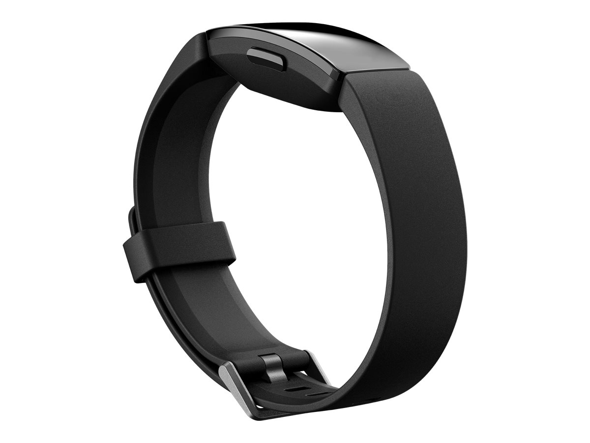 Fitbit Inspire HR - Schwarz - Aktivitätsmesser mit Band