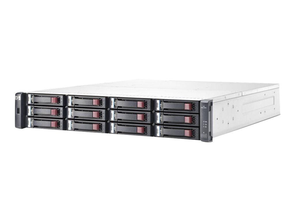 HP MSA 1040 LFF-FC-Speicher mit 2 iSCSI-Controllern(E7V99A)