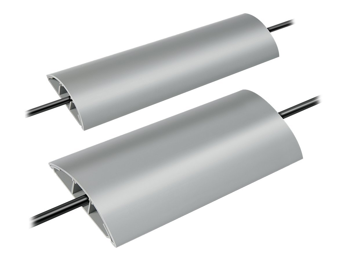 Brennenstuhl Kabelschutz - 100 cm - Grau