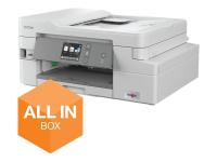 DCP-J1100DW-AiB - Tintenstrahl - 1200 x 6000 DPI - 150 Blätter - A4 - Direkter Druck - Grau