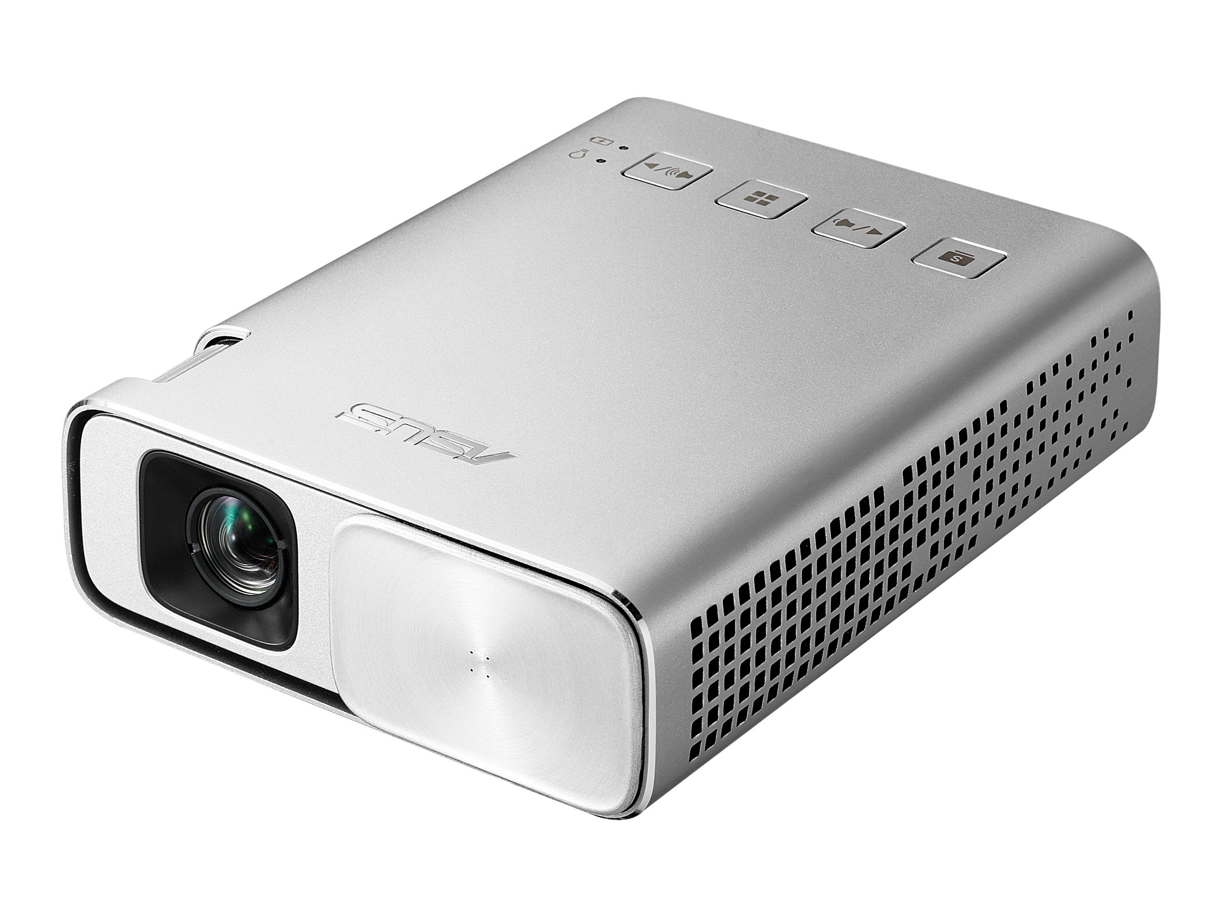 ASUS ZenBeam E1 - DLP-Projektor - RGB LED - 150 lm - WVGA (854 x 480)