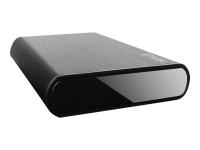 16937 HDD / SSD-Gehäuse 3.5Zoll Schwarz Speichergehäuse