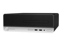 ProDesk 400 G5 3 GHz Intel® Core i5 der achten Generation i5-8500 Schwarz - Silber SFF PC