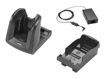Zebra Motorola - Handgerät-Ladeständer und Netzteil