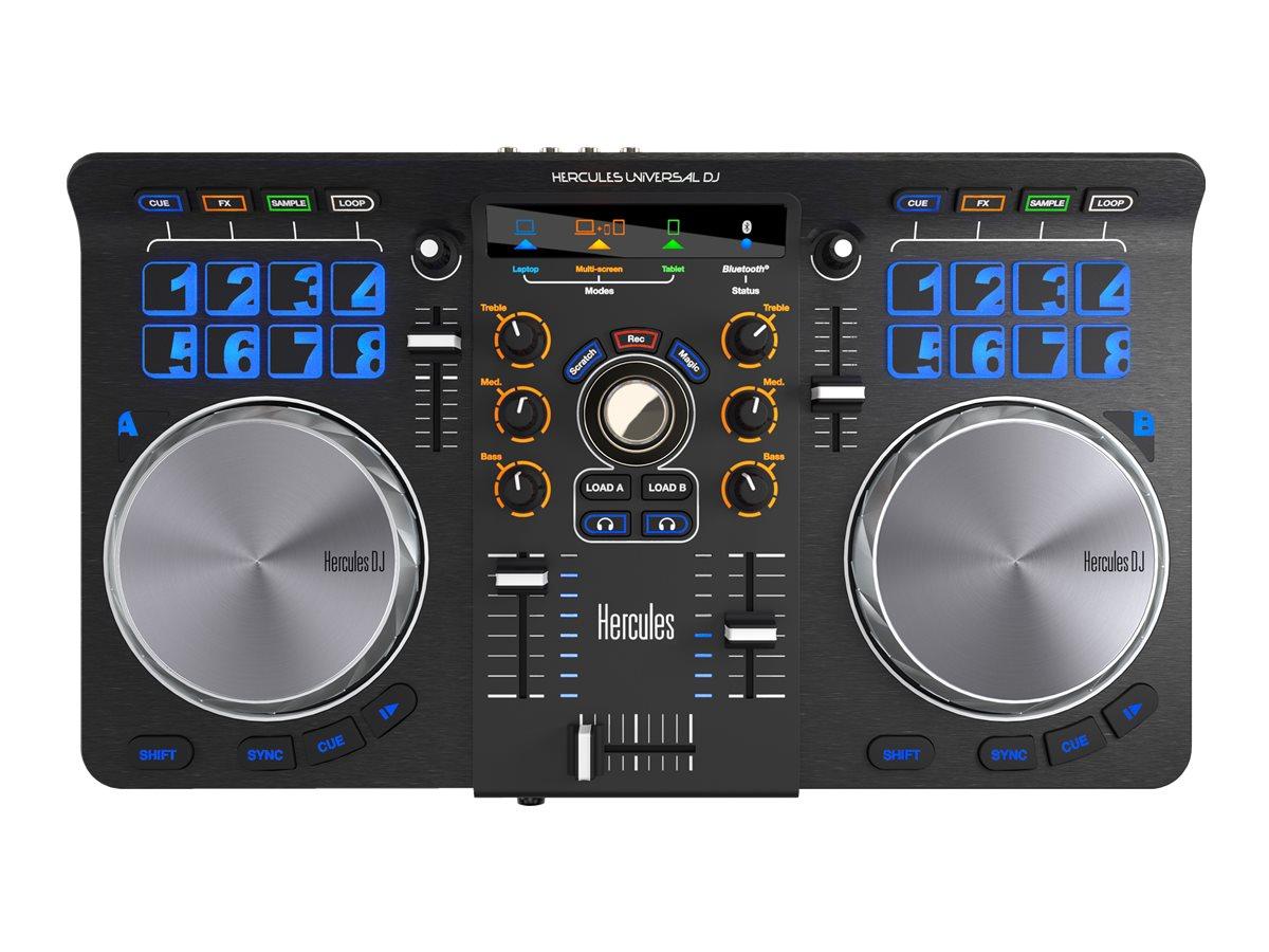 Hercules Universal DJ - DJ-Regler - 2-Kanal
