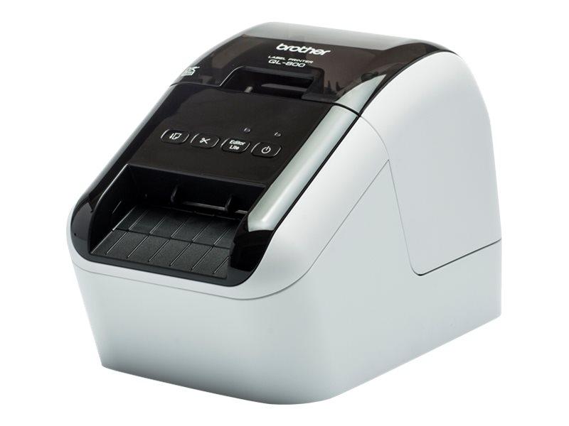 Brother QL-800 - Etikettendrucker - zweifarbig (monochrom)