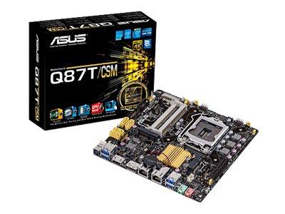 ASUS Q87T/CSM - Motherboard - Thin mini ITX