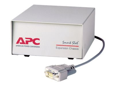 APC SmartSlot Expansion Chassis - Systembus-Erweiterung