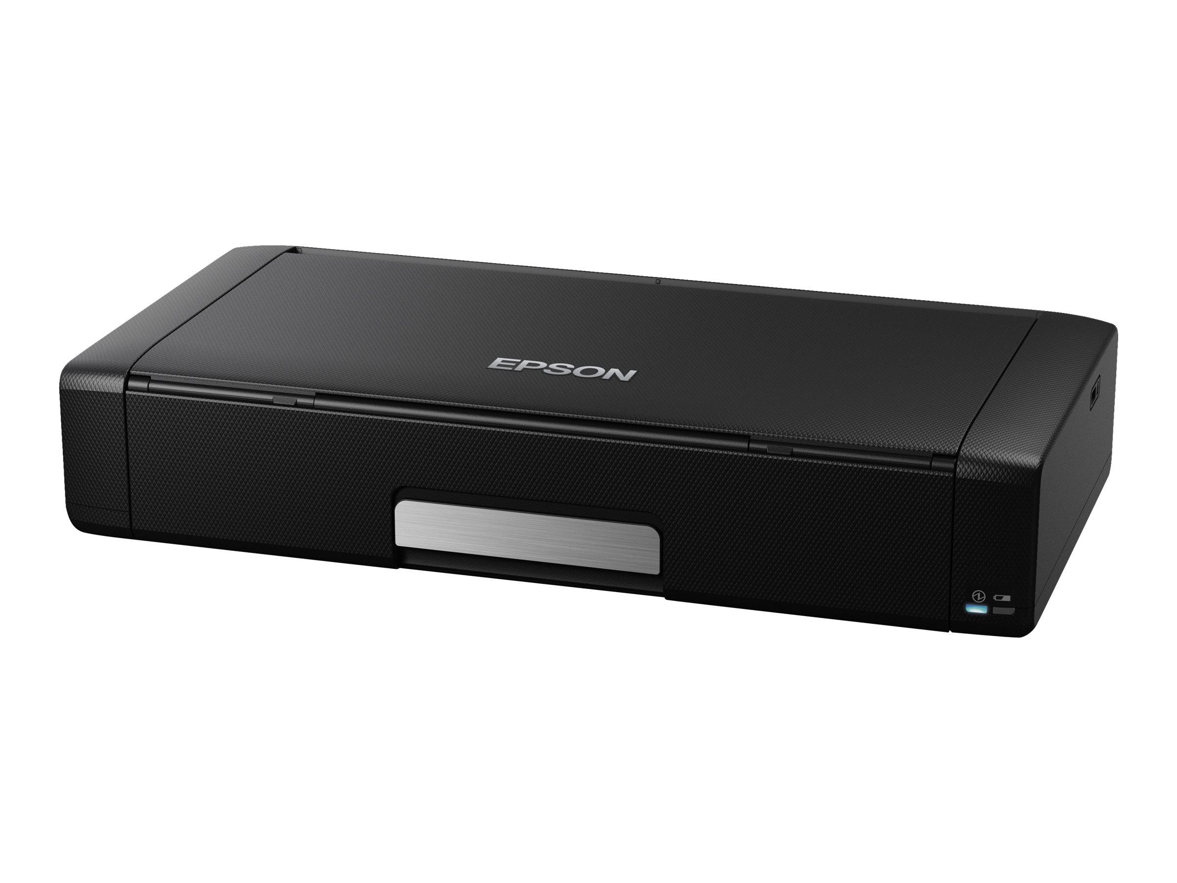 Epson WorkForce WF-100W - Drucker - Farbe - Tintenstrahl - A4/Legal - 5760 x 1440 dpi - bis zu 14 Seiten/Min. (einfarbig)/