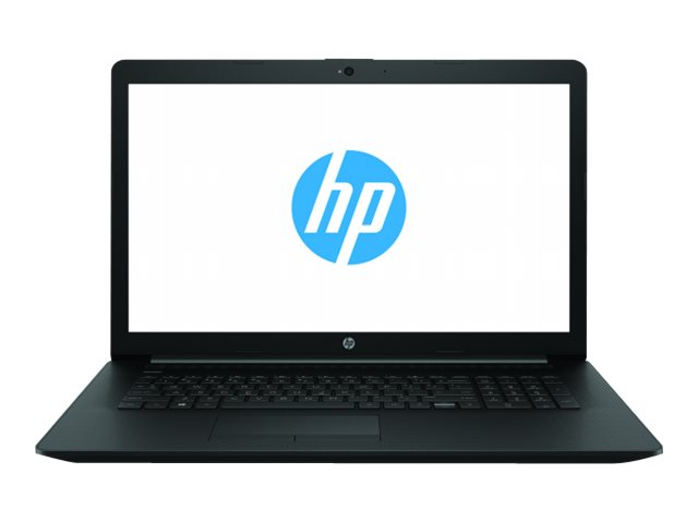 HP 17-by0402ng Schwarz Notebook 43,9 cm (17.3 Zoll) 1600 x 900 Pixel 1,10 GHz Pentium Silver N5000
