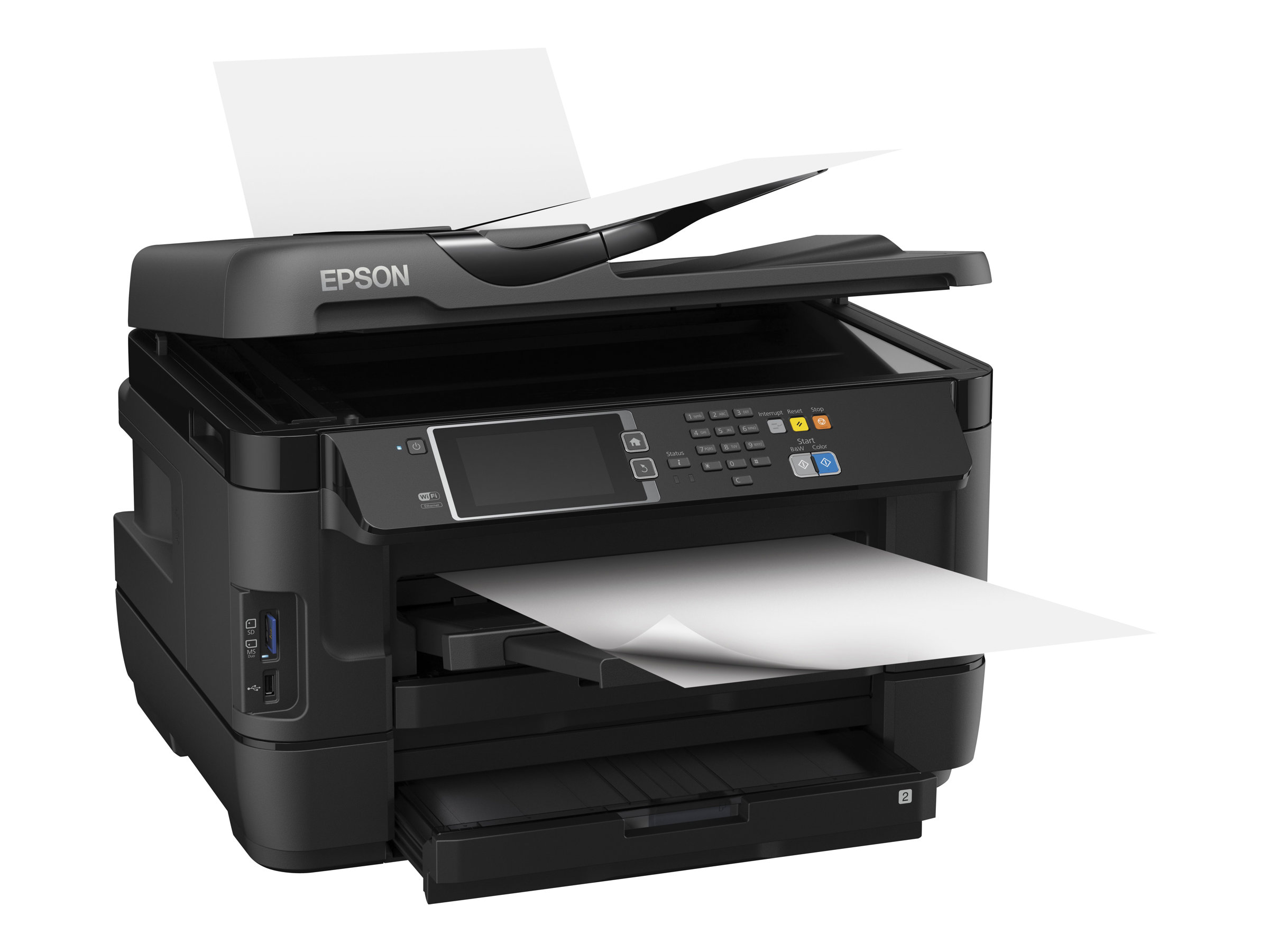 Epson WorkForce WF-7620DTWF - Multifunktionsdrucker