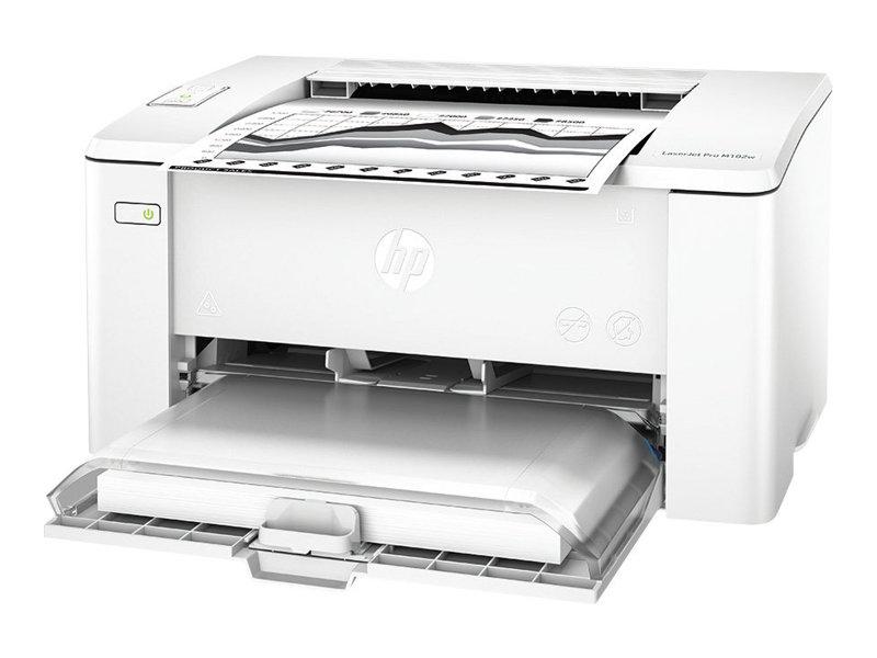 HP LaserJet Pro M102w - Drucker