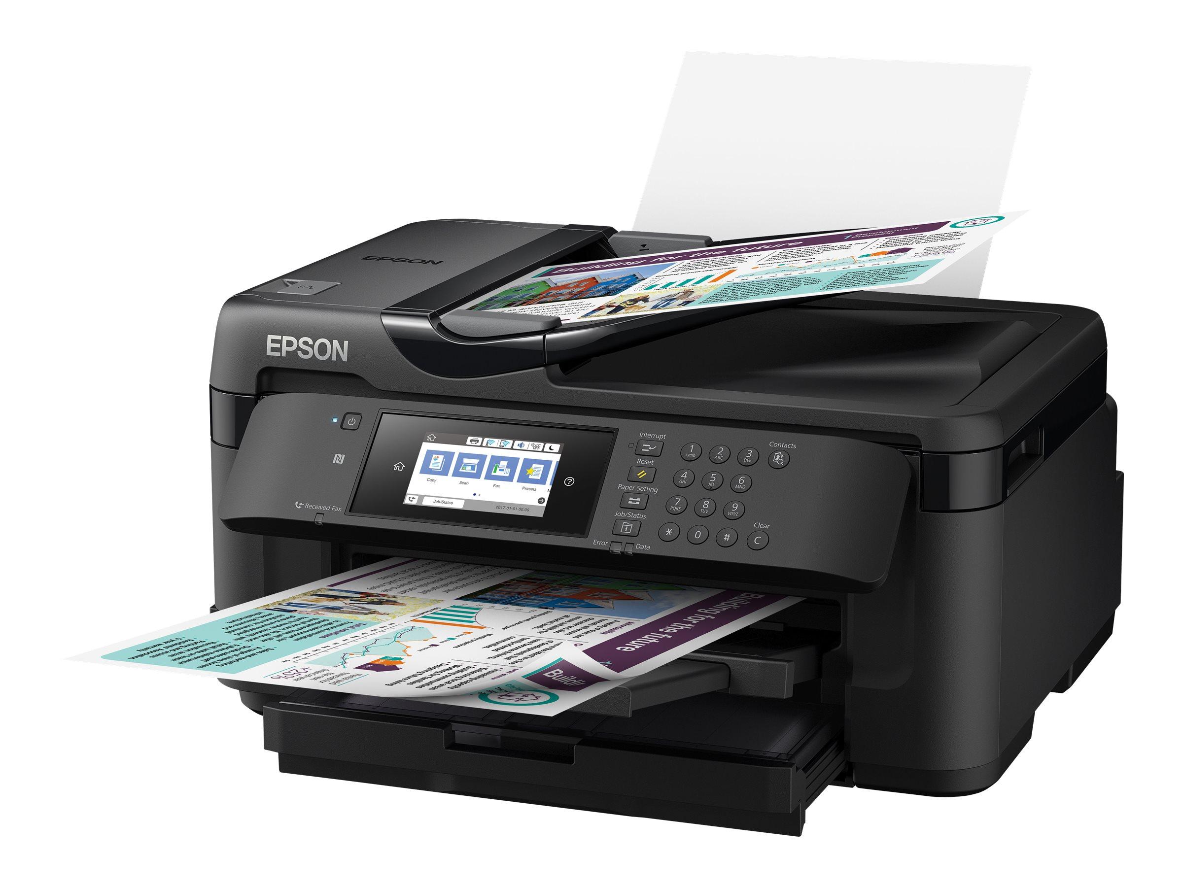 Epson WorkForce WF-7710DWF - Multifunktionsdrucker