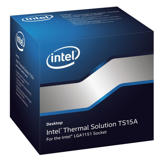 Intel Thermal Solution BXTS15A - Prozessorkühler - (LGA1151 Socket)