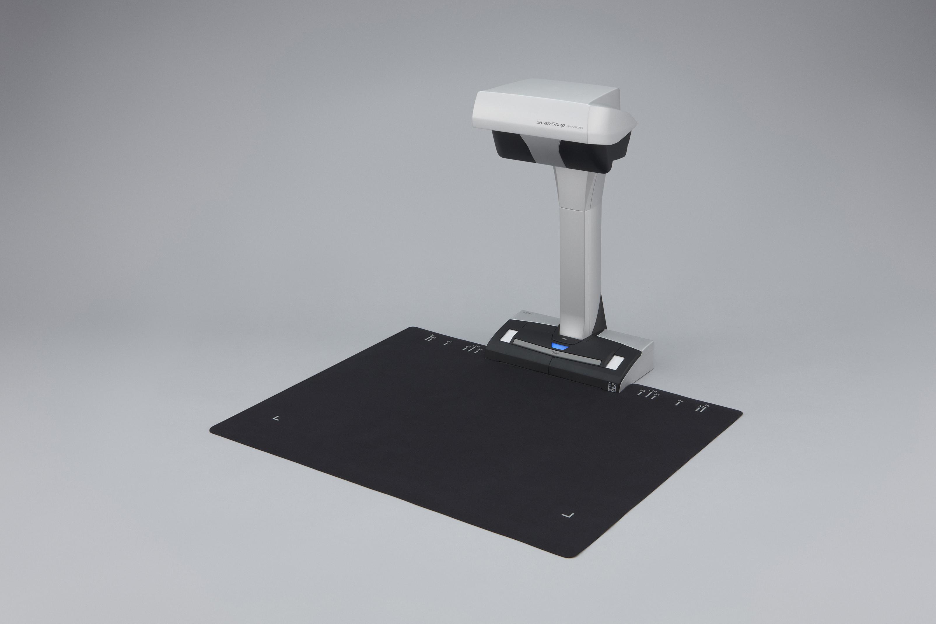 Fujitsu ScanSnap SV600 Overhead scanner 285 x 218DPI A3 Schwarz - Weiß