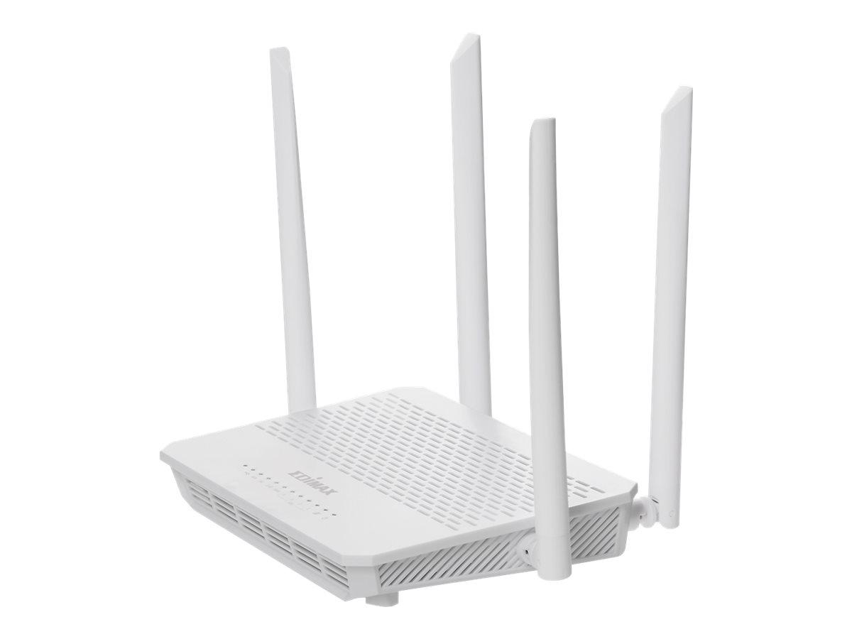 Edimax BR-6478AC - V3 - Wireless Router - 4-Port-Switch