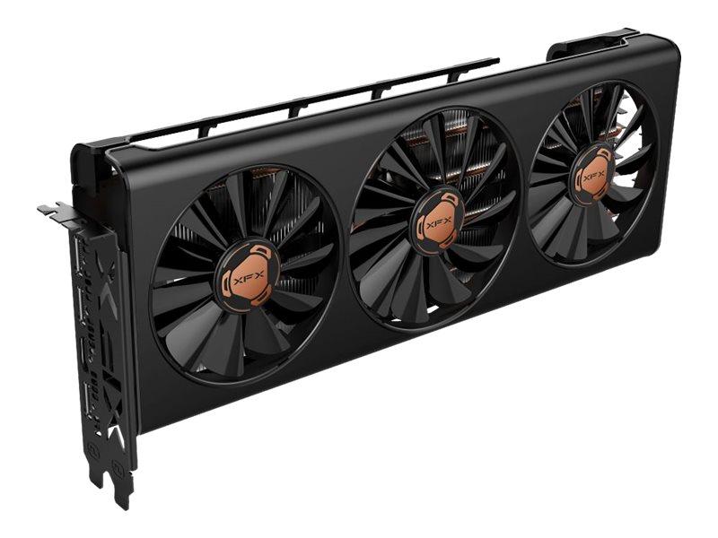 Vorschau: XFX Radeon RX 5600 XT THICC III Pro - Grafikkarten