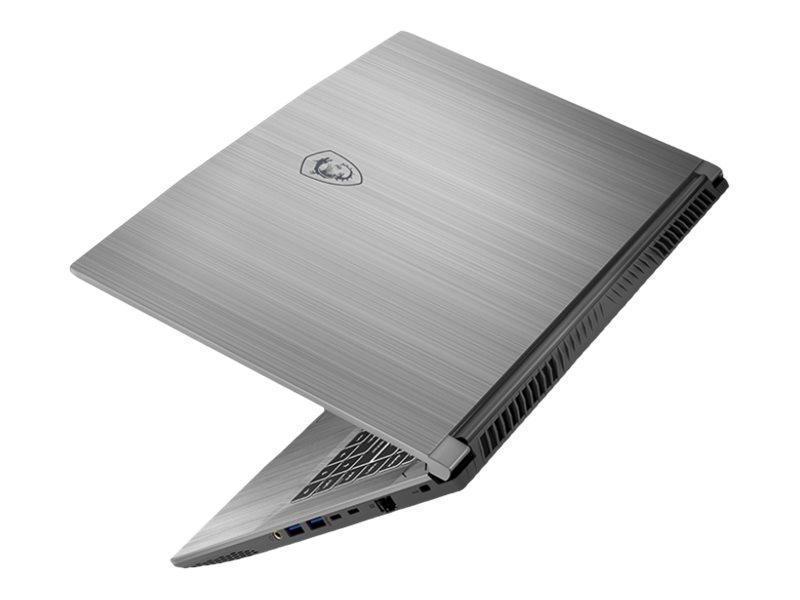 "MSI Creator 15M A10SD-415 - Core i7 10750H / 2.6 GHz - Windows 10 Home - 16 GB RAM - 512 GB SSD NVMe - 39.6 cm (15.6"")"