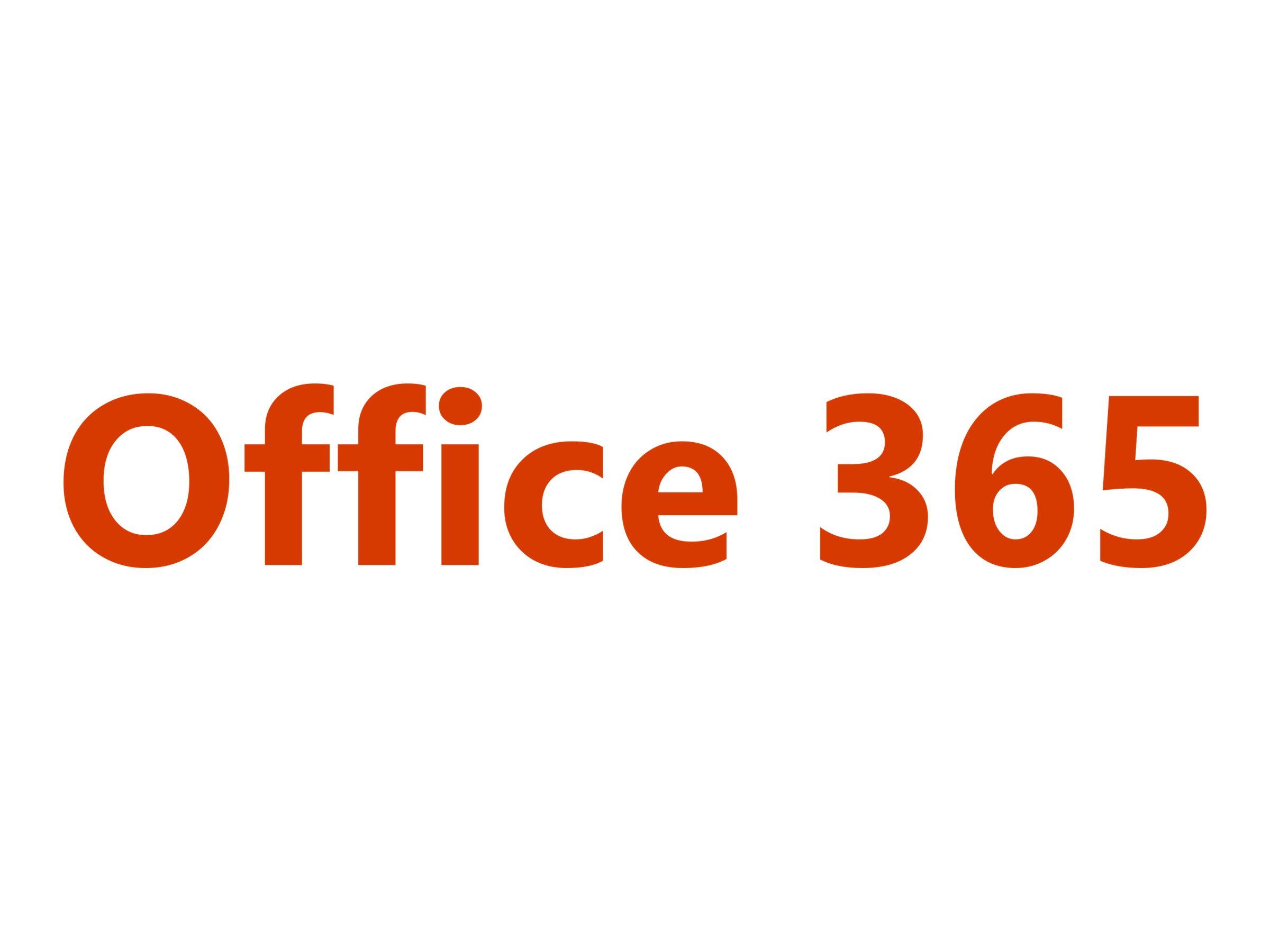 Microsoft Office 365 Extra File Storage Add-on - Abonnement-Lizenz (1 Monat)