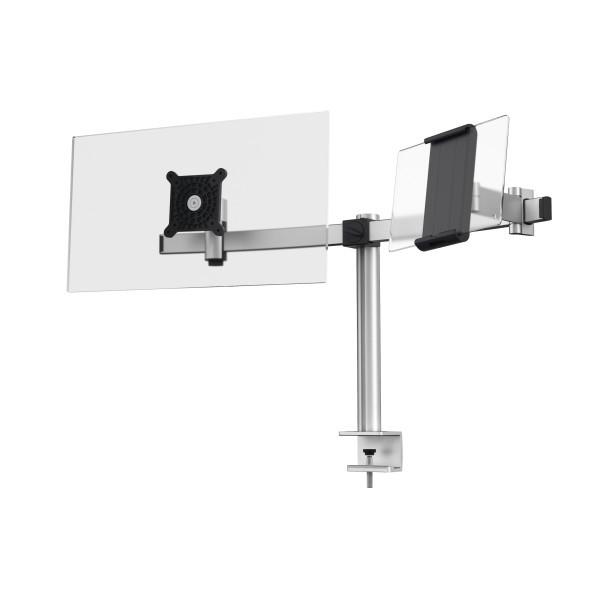 Vorschau: Durable 508723 - Klemme /Bolzen - 8 kg - 53,3 cm (21 Zoll) - 86,4 cm (34 Zoll) - 100 x 100 mm - Silber