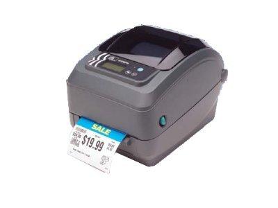 Zebra GX Series GX420t - Etikettendrucker - TD/TT - Rolle (10,8 cm)