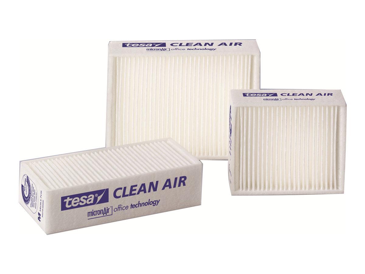 Tesa Clean Air Small - Feinstaubfilter für Drucker