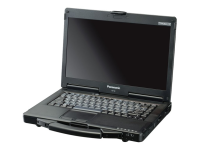 """Toughbook CF-53 - 14"""" Notebook - Core i5 Mobile 2 GHz 35,6 cm"""