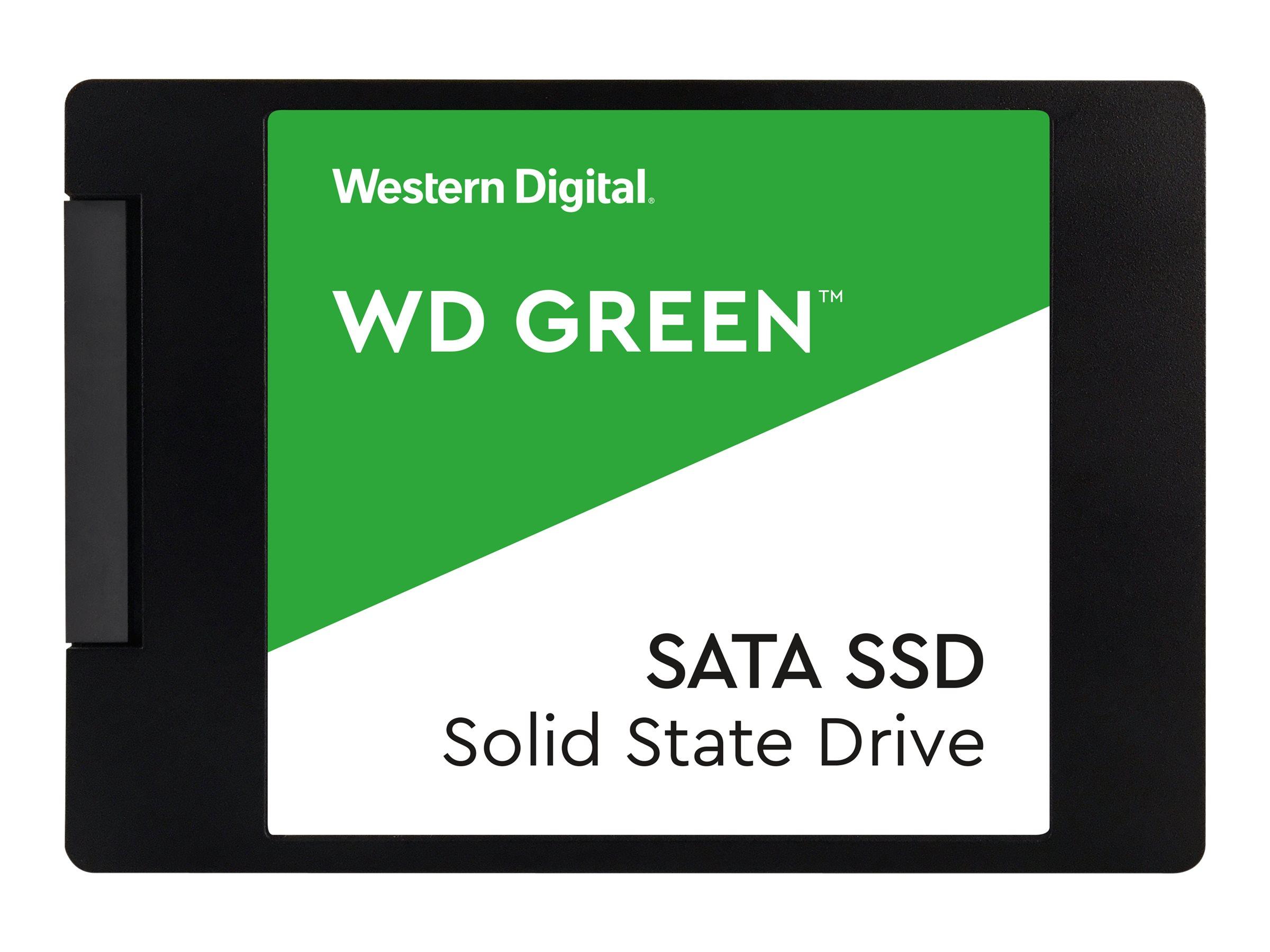"""WD Green SSD WDS100T2G0A - 1 TB SSD - intern - 2.5"""" (6.4 cm)"""