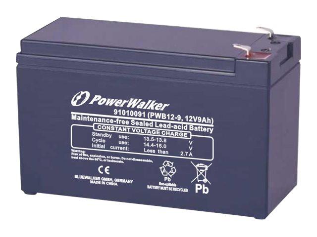 Bluewalker PowerWalker PWB12 Series PWB12-9 - USV-Akku
