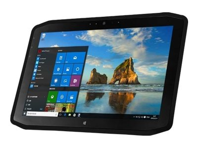 Zebra RUGGED Tablet XR12 Celeron 128 GB SSD WI - Tablet - Celeron