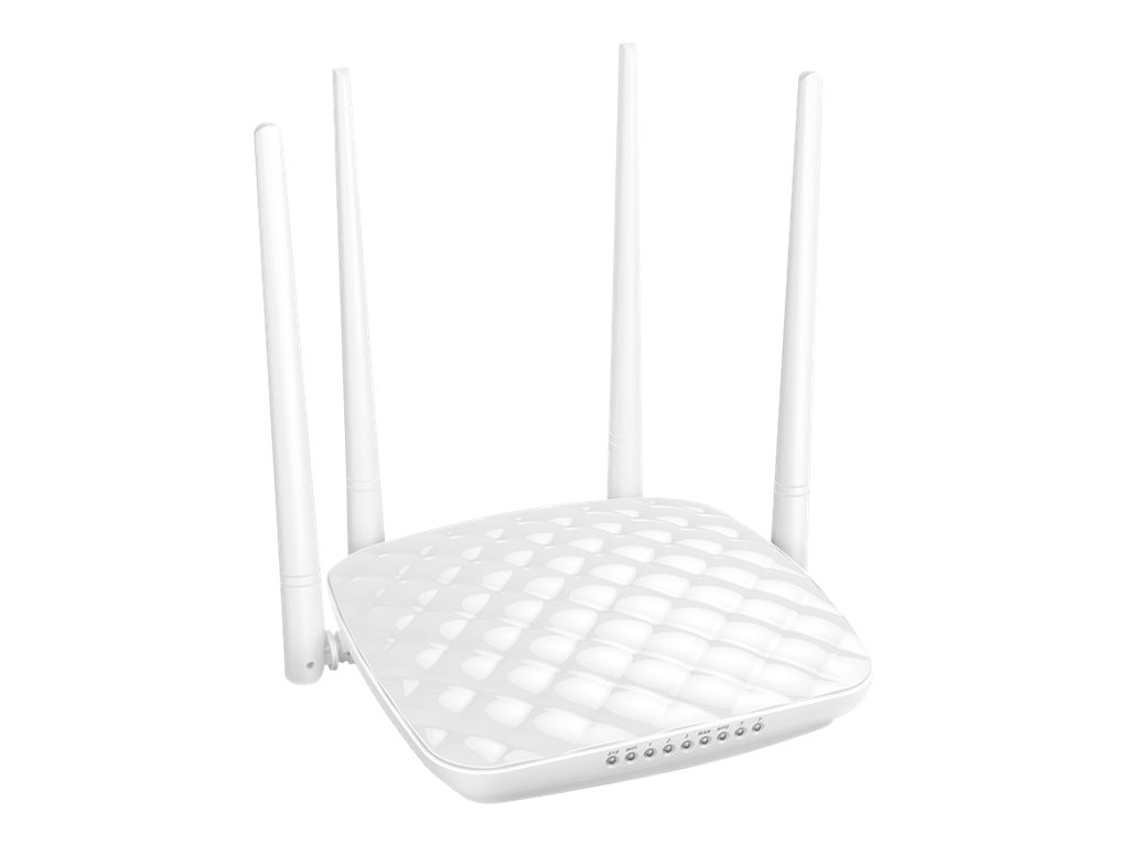 Tenda FH456 - Wireless Router - 3-Port-Switch
