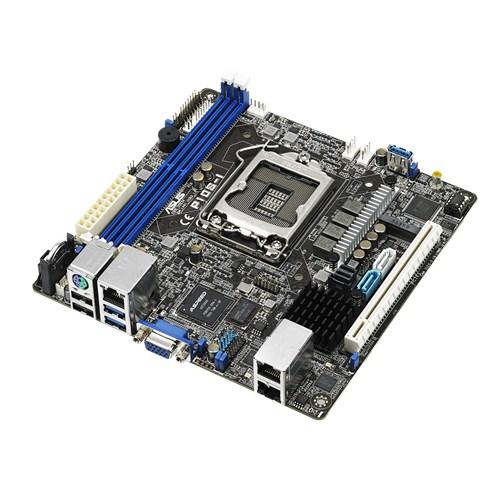 ASUS P10S-I - Mainboard - Mini-ITX