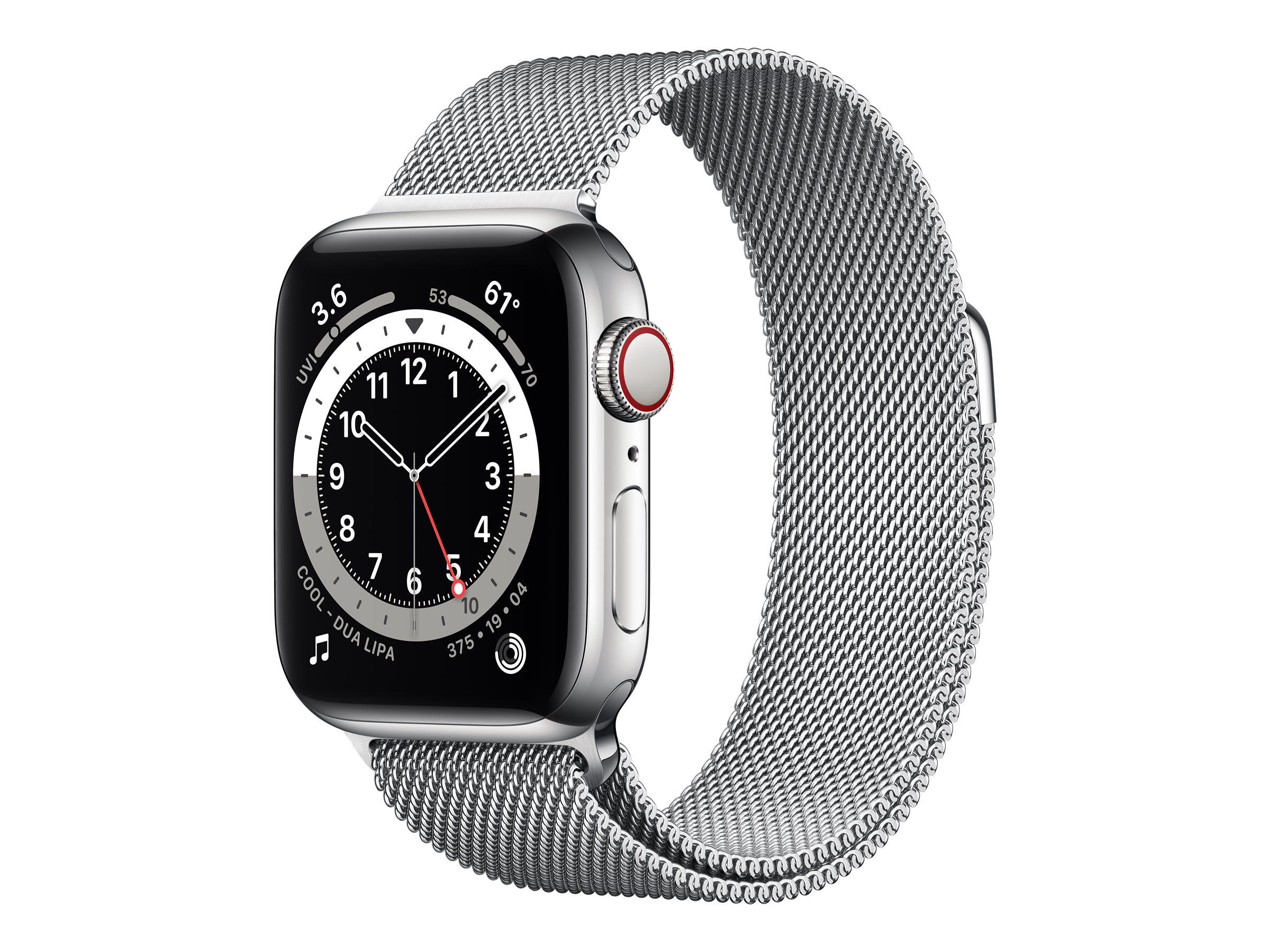 Apple Watch Series 6 (GPS + Cellular) - 40 mm