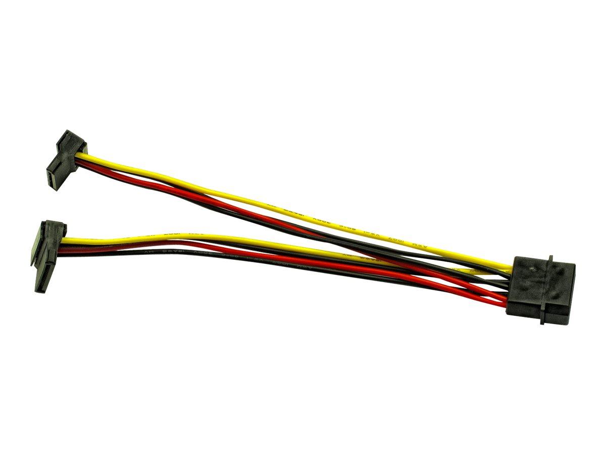 Inter-Tech Netzteil - interne Stromversorgung, 4-polig (M)