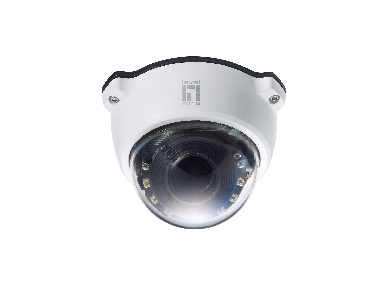 LevelOne FCS-4202 - Netzwerk-Überwachungskamera - Kuppel