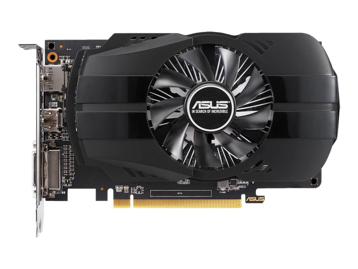 ASUS PH-RX550-2G-EVO - Grafikkarten - Radeon RX 550
