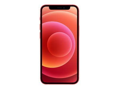 "Apple iPhone 12 mini - (PRODUCT) RED - Smartphone - Dual-SIM - 5G NR - 64 GB - CDMA / GSM - 5.4"" - 2340 x 1080 Pixel (476 ppi (Pixel pro Zoll))"