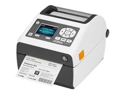 Zebra ZD620d - Lockable, Healthcare - Etikettendrucker - Thermopapier - Rolle (11,8 cm)