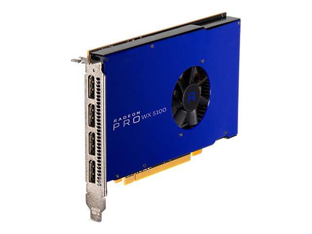Fujitsu AMD Radeon Pro WX 5100 - Grafikkarten - Radeon Pro WX 5100